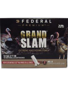 """Federal Premium Glad Slam 12 Gauge 3-1/2"""" #6 Shot 10 Rounds"""