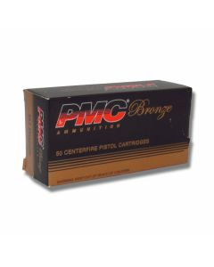 PMC Bronze 357 Magnum 158 Grain Jacketed Soft Point 50 Rounds