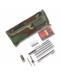 KleenBore AR15/M16 Field Cleaning Kit - Camo