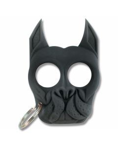 Personal Security Products Brutus Self Defense Keychain - Black