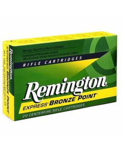 Remington Core-Lokt 30 Remington AR 150 Grain Pointed Soft Point 20 Rounds