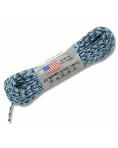 100ft Blue Snake Paracord