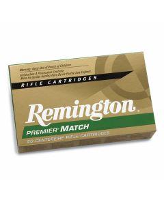 Remington Premier Match 300 AAC Blackout 125 Grain Open Tip Match 20 Rounds