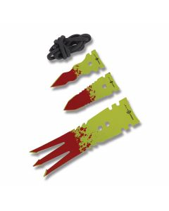 Rough Rider Zombie Nick Undead Heads Zombie Survival Set