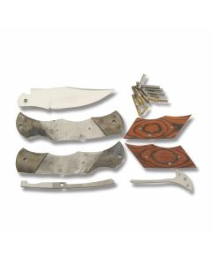 Rough Rider Custom Shop Knife Kits Small Lockback