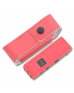 1 Million Volt Rechargeable Pink Stun Gun