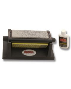 "Smith's Diamond 8"" Tri-Hone 3 Stone Sharpening System"