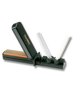 Smith's Carbide/Ceramic/Diamond 3-in-1 Sharpening System