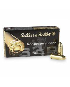 Magtech Sellier & Bellot 9mm 140 Grain Full Metal Jacket 50 Rounds