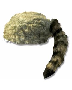"""""""Coonskin"""" Cap - Small"""