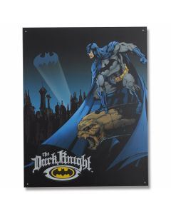Batman The Dark Knight Tin Sign