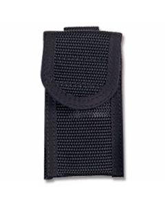 "Black Nylon Sheath fits Folding Knives up to 2-3/4"" Closed"