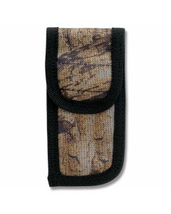 "Camouflage Nylon Sheath fits Folding Knives up to 4"" Closed"