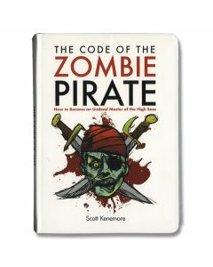 The Code of the Pirate Zombie