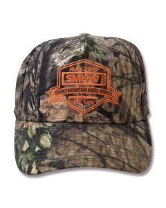 SMKW LiveSharp Mossy Oak Mesh Back Hat Model SMK4079949