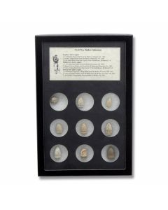 Deluxe Civil War Bullet Collection