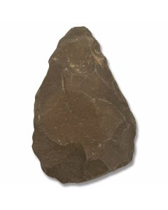 Single Small Neanderthal Hand Axe