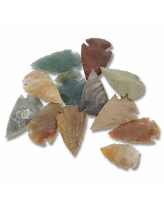 Small Arrowheads 12 Pack