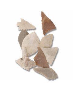 Assorted Culture Mini Points - (15) Pieces