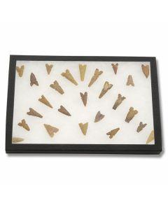 Egyptian Style Arrowhead Points – 25 Pieces