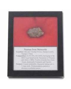 Iron Nantan Meteorite