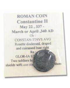 Roman Tribute Coin