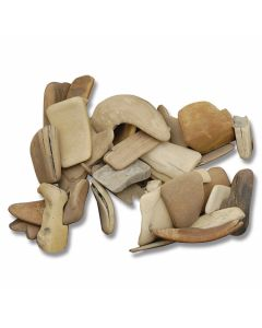 Mammoth Ivory Shards - (10) Pieces