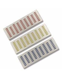 Super Diamond Sharpening 3 Piece Pocket Sharpeners