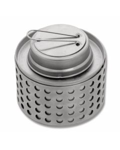 Self Reliance Outfitters Stainless Steel Alcohol Stove