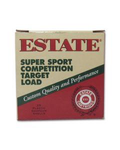 """Estate Super Sport Target Load 28 Gauge 2-3/4"""" #8 Lead Shot"""
