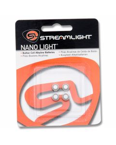 Streamlight 4pk Button Cell Alkaline Batteries