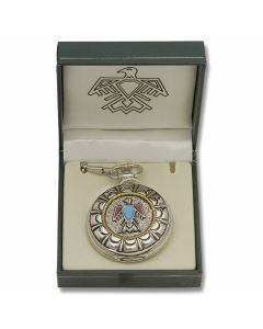 Sigma Impex Native American Pocketwatch