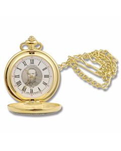 Sigma Impex Confederate Generals Pocketwatch - Stonewall Jackson