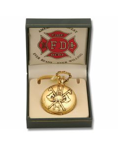 Sigma Impex Fire Department Pocketwatch