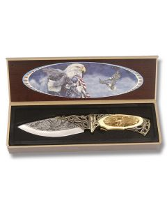 Sigma Impex Wildlife Hunting Knife with Gift Box - Eagle