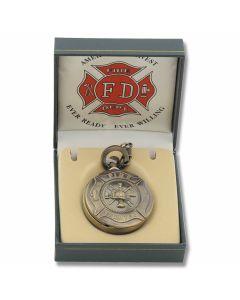 Firefighter Pocket Watch