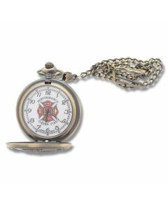 Public Servant Pocketwatch - Fireman