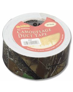 Allen All Purpose Camouflage Duct Tape - 20yd - Mossy Oak Brush