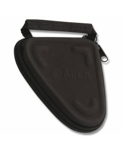 "Allen Molded Compact Pistol Case - Solid Black - 25ACP, 380/5"" Overall"