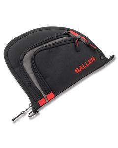 Allen Auto-Fit Handgun Case - Red