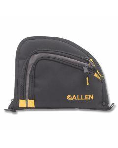 Allen Auto-Fit Handgun Case - Yellow
