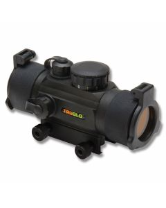 TRUGLO 30mm Dual Color Single Reticle