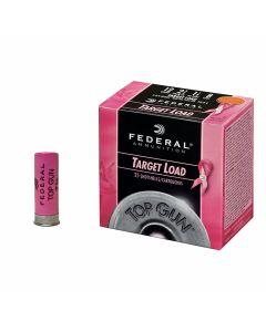 "Federal TopGun Target Load ""Special Addition"" 12 Gauge 2.75"" 1-1/8 oz #8 Shot 25 Rounds"