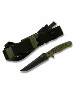 Timberline Lightfoot Zambezi Fixed Blade with Partially Serrated Edge