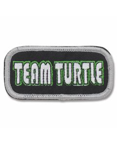 Turtle Man Team Turtle Tab Patch