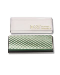 "DMT 6"" Bench Model Diamond Whetstone with Plastic Case - Extra Fine 1200 Grit"