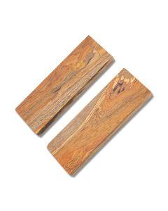 Marvel Wood Handle Slab Pair