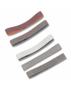 Work Sharp 6pk Replacement Belt Kit for the Ken Onion Edition Tool Grinding Attachment - P60 Grit