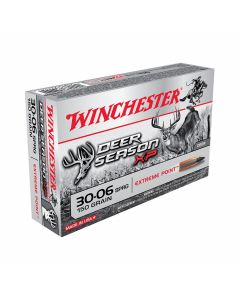 Winchester Deer Season XP 30-06 Springfield 150 Grains Extreme Point Polymer Tip 20 Rounds