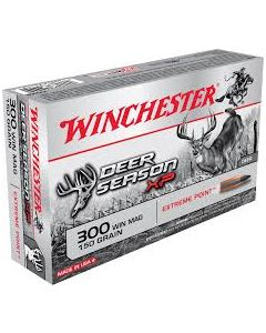 Winchester Deer Season XP 300 WSM 150 Grain Extreme Polymer Tip 20 Rounds
